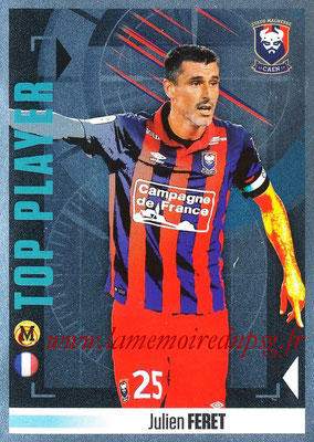 2016-17 - Panini Ligue 1 Stickers - N° 170 - Julien FERET(Caen) (Top Player)
