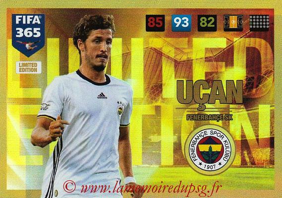2016-17 - Panini Adrenalyn XL FIFA 365 - N° LE47 - Salih UCAN (Fenerbahçe SK) (Limited Edition)