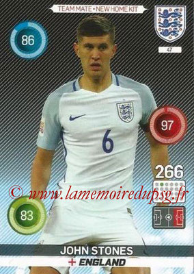 Panini England 2016 Adrenalyn XL - N° 047