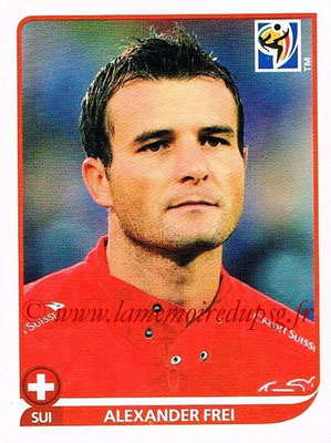 2010 - Panini FIFA World Cup South Africa Stickers - N° 597 -Alexander FREI (Suisse)