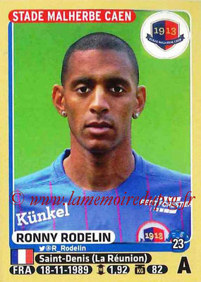 2015-16 - Panini Ligue 1 Stickers - N° 119 - Ronny RODELIN (SM Caen)