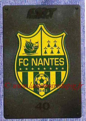 2015-16 - Panini Ligue 1 Stickers - N° 289 - Ecusson FC Nantes