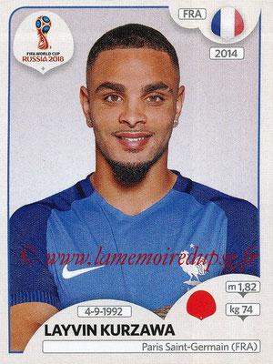 N° 199 - Layvin KURZAWA (2015-??, PSG > 2018, France)