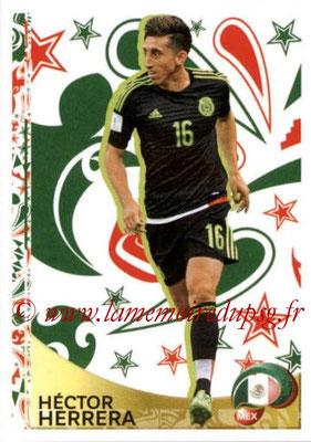 Panini Copa America Centenario USA 2016 Stickers - N° 420 - Hector HERRERA (Mexique) (En action)