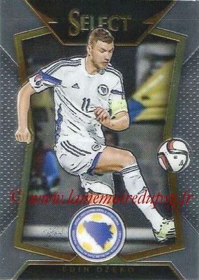 2015 - Panini Select Soccer - N° 043 - Edin DZEKO (Bosnie-Herzegovine)
