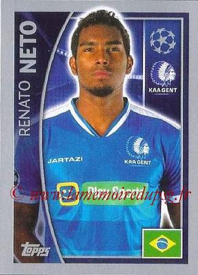 2015-16 - Topps UEFA Champions League Stickers - N° 542 - Renato NETO (KAA Gent)
