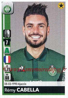 2018-19 - Panini Ligue 1 Stickers - N° 440 - Rémy CABELLA (Saint-Etienne)