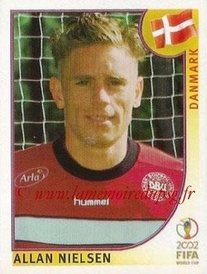2002 - Panini FIFA World Cup Stickers - N° 090 - Allan NIELSEN (Danemark)