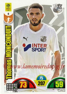 2018-19 - Panini Adrenalyn XL Ligue 1 - N° 006 - Thomas MONCONDUIT (Amiens)