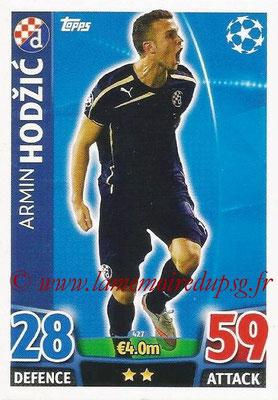 2015-16 - Topps UEFA Champions League Match Attax - N° 427 - Armin HODZIC (GNK Dinamo Zagreb)