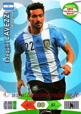 N° 012 - Ezequiel LAVEZZI (2012-??, PSG > 2014, Argentine)