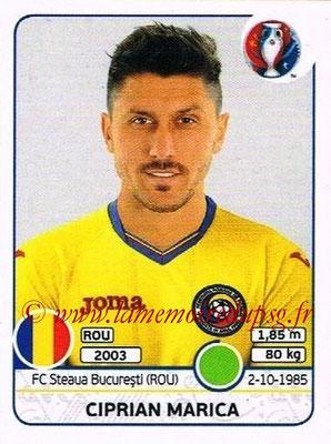 Panini Euro 2016 Stickers - N° 068 - Ciprian MARICA (Roumanie)