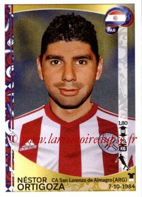 Panini Copa America Centenario USA 2016 Stickers - N° 101 - Nestor ORTIGOZA (Paraguay)