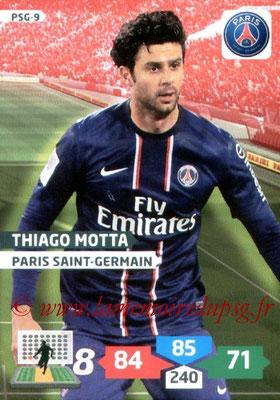 N° PSG-09 - Thiago MOTTA