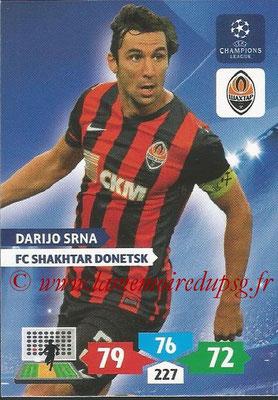 2013-14 - Adrenalyn XL champions League N° 258 - Darijo SRNA (FC Shakhtar Donetsk)