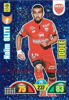 2018-19 - Panini Adrenalyn XL Ligue 1 - N° 370 - Naïm SLITI (Dijon) (Idole)