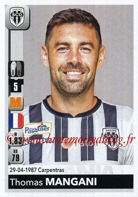 2018-19 - Panini Ligue 1 Stickers - N° 036 - Thomas MANGANI (Angers)