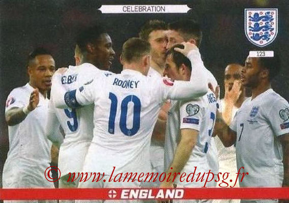 Panini England 2016 Adrenalyn XL - N° 123