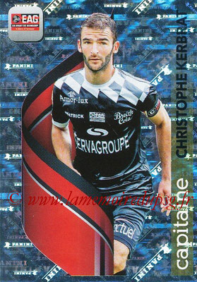 2018-19 - Panini Ligue 1 Stickers - N° 147 - Christophe KERBRAT (Guingamp) (Capitaine)