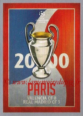 2015-16 - Topps UEFA Champions League Stickers - N° 592 - UEFA Champions League Final 1999-00