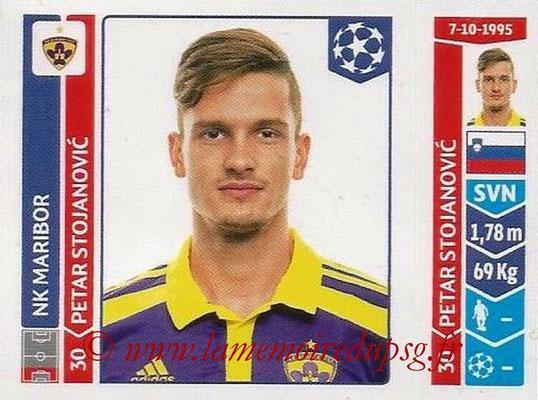 2014-15 - Panini Champions League N° 544 - Petar STOJANOVIC (NK Maribor)