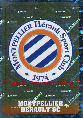 2018-19 - Panini Ligue 1 Stickers - N° 251 - Ecusson Montpellier