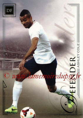 2014 - Futera World Football Unique - N° 014 - Ashley COLE (Defender)
