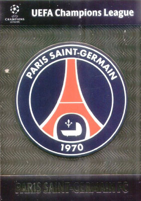 N° U089 - Ecusson PSG (Club Badge)