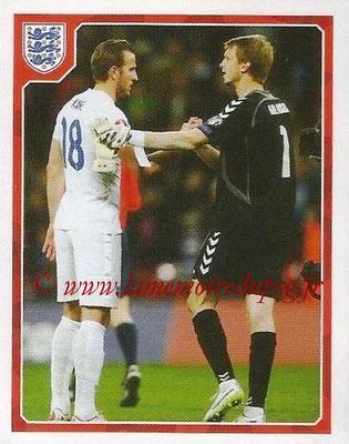 Panini England 2016 - N° 157