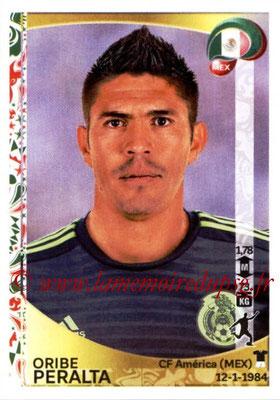 Panini Copa America Centenario USA 2016 Stickers - N° 227 - Oribe PERALTA (Mexique)