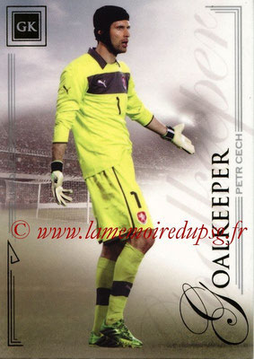 2014 - Futera World Football Unique - N° 003 - Petr CECH (Goalkeeper)