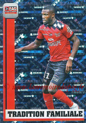 2018-19 - Panini Ligue 1 Stickers - N° 150 - Tradition Familiale (Guingamp)