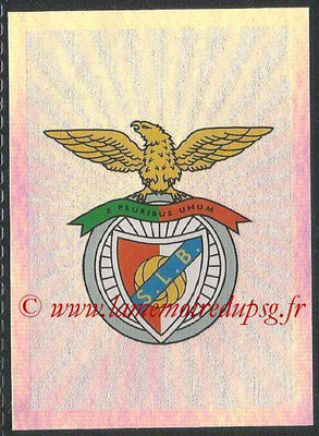 2015-16 - Topps UEFA Champions League Stickers - N° 161 - Logo SL Benfica