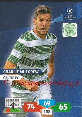 2013-14 - Adrenalyn XL champions League N° 111 - Charlie MULGREW (Celtic FC)
