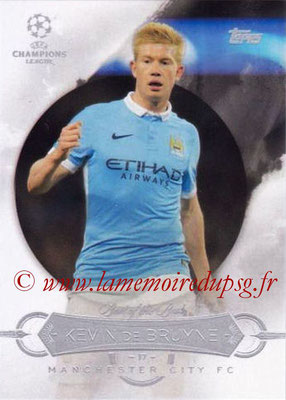 2015-16 - Topps UEFA Champions League Showcase Soccer - N° BB-KD - Kevin DE BRUYNE (Manchester City FC) (Best of the Best)site