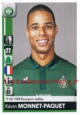 2018-19 - Panini Ligue 1 Stickers - N° 444 - Kevin MONNET-PAQUET (Saint-Etienne)