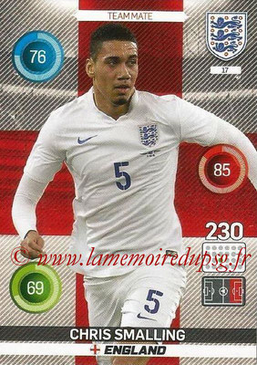 Panini England 2016 Adrenalyn XL - N° 017