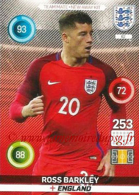 Panini England 2016 Adrenalyn XL - N° 062