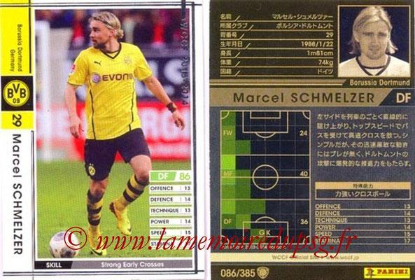 2013-14 - WCCF - N° 086 - Marcel SCHMELZER (Borussia Dortmund)