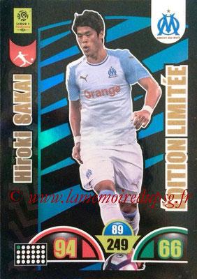 2018-19 - Panini Adrenalyn XL Ligue 1 - N° LE-HS - Hiroki SAKAI (Marseille) (Edition Limitée)