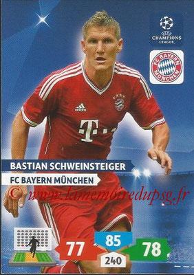 2013-14 - Adrenalyn XL champions League N° 086 - Bastian SCHWEINSTEIGER (FC Bayern Munich)