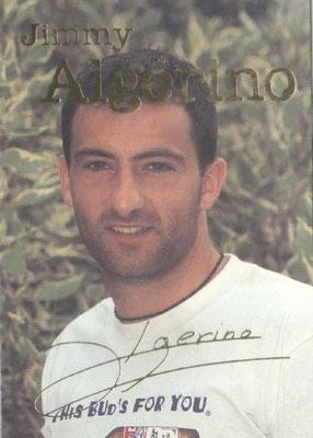 N° 006 - Jimmy ALGERINO (Recto)