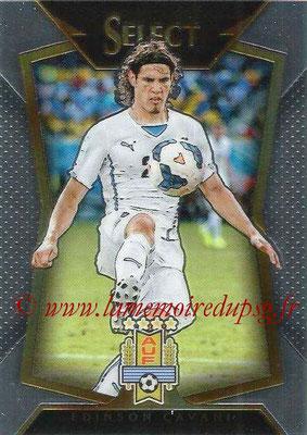 2015 - Panini Select Soccer - N° 050 - Edinson CAVANI (Uruguay)