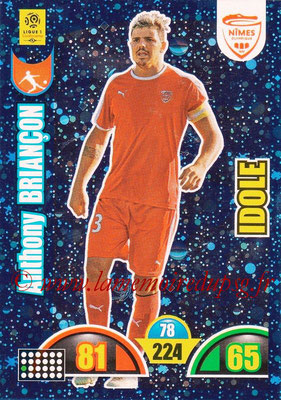 2018-19 - Panini Adrenalyn XL Ligue 1 - N° 384 - Anthony BRIANCON (Nîmes) (Idole)