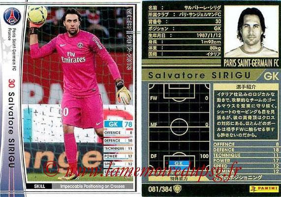 N° 081 - Salvatore SIRIGU