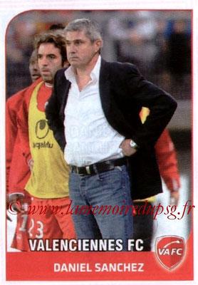 N° 458 - Daniel SANCHEZ (1981-82, PSG > 2012-13, Entraîneur Valenciennes)