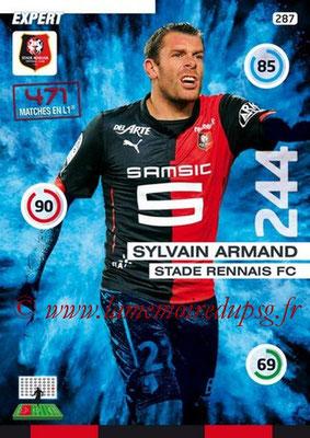 N° 0287 - Sylvain ARMAND (2004-13, PSG > 2015-16, Rennes) (Expert)
