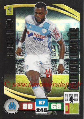 2016-17 - Panini Adrenalyn XL Ligue 1 - N° LE-HB - Henri BEDIMO (Marseille) (Edition Limitée)