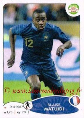 N° 100 - Blaise MATUIDI (2011-??, PSG > 2014, France)