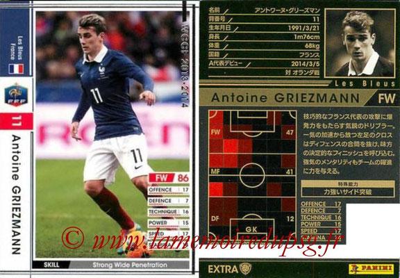2013-14 - WCCF - N° EXT - Antoine GRIEZMANN (France) (Extra)